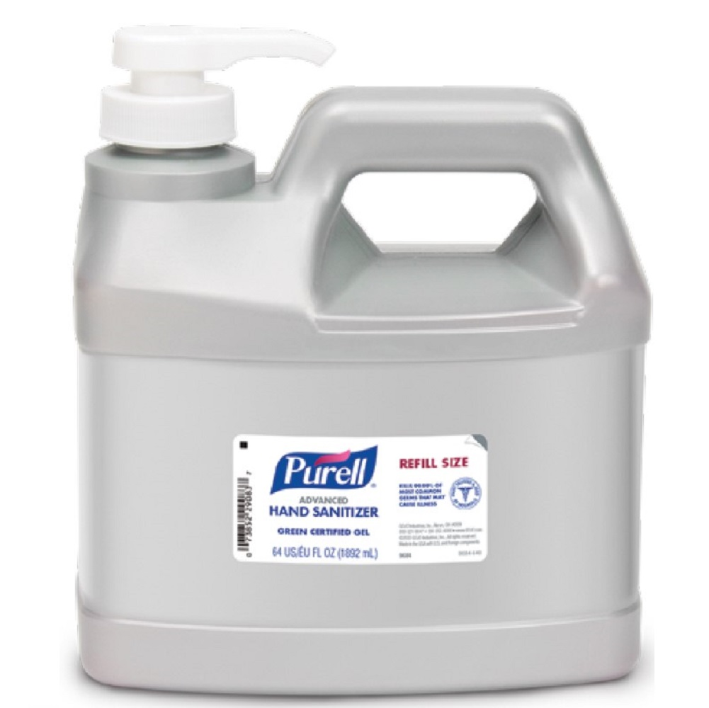 Purell Half Gallon Instant Hand Sanitizer Non Contract Item