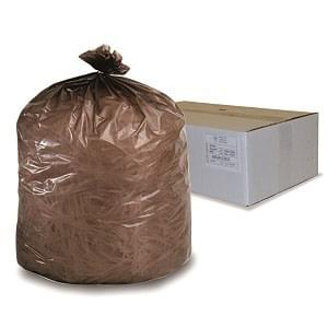 Total Recycled Content Trash Can Liners 20-30 gallon capacity