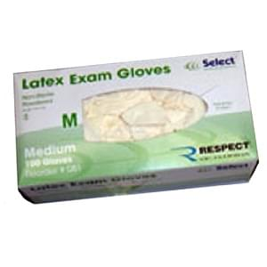 Latex Gloves Powder Free X-Large