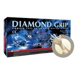 MICROFLEX Diamond Grip Powder-Free LARGE