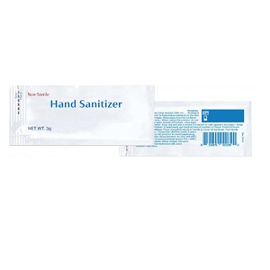 Hand Sanitizer Packets - Non-Contract Item