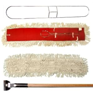 Dust Mop  5x36 in.
