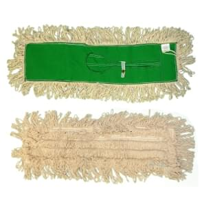 Dust Mop Replacement Head  5x24 in.