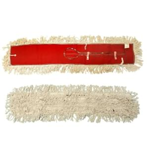 Dust Mop Replacement Head  5x36 in.